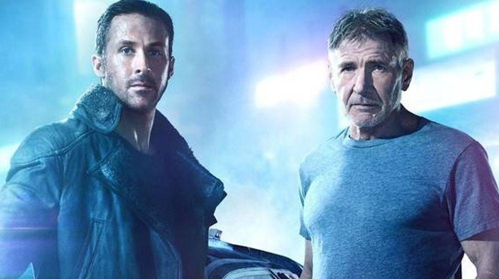 Foto: Ryan Gosling y Harrison Ford en 'Blade Runner 2049'