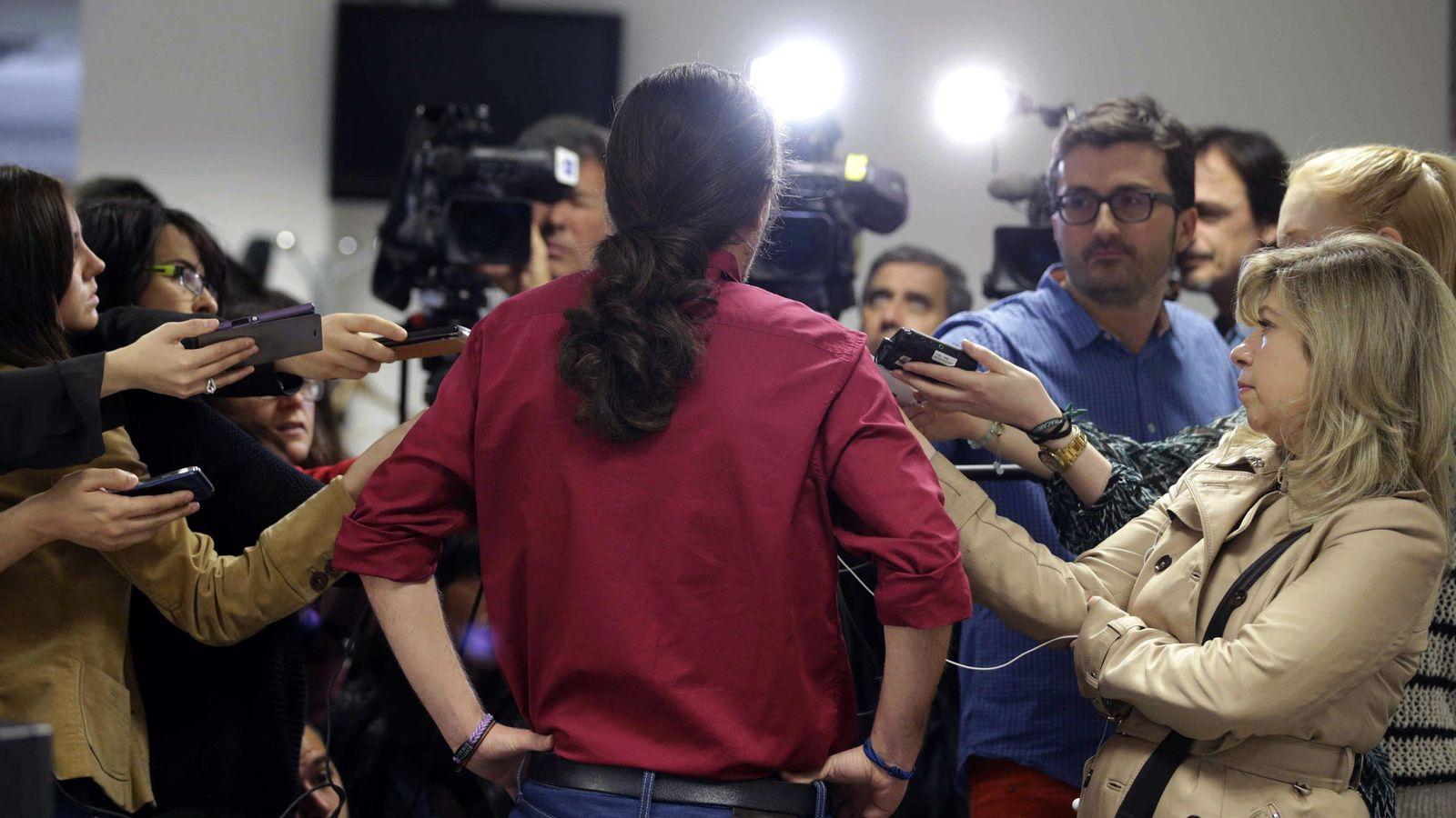 Foto: Pablo Iglesias, secretario general de Podemos (EFE)
