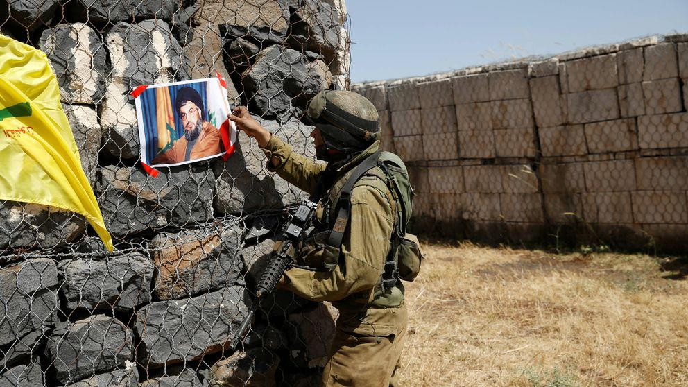 Israel ataca Siria para bombardear una planta de armas químicas del régimen