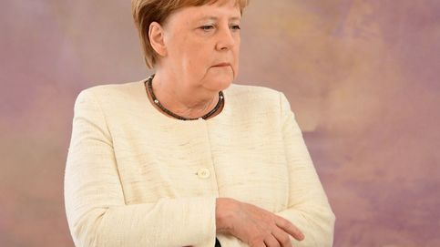 ¿A qué se deben los temblores de Angela Merkel? El análisis de los neurólogos