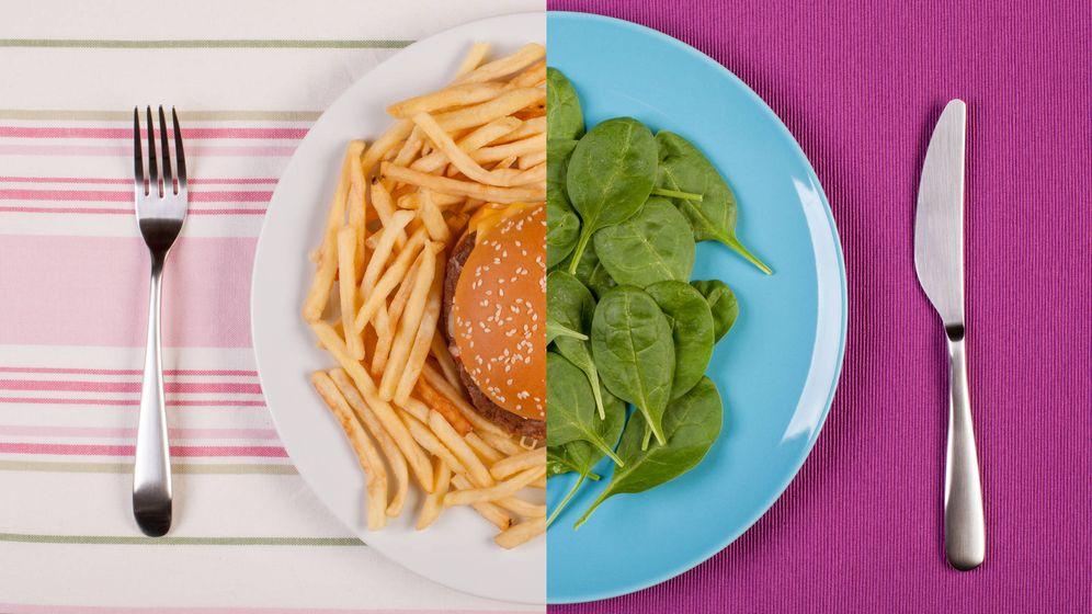 Foto: Elegir qué alimentos queremos comer es muy difícil. (iStock)