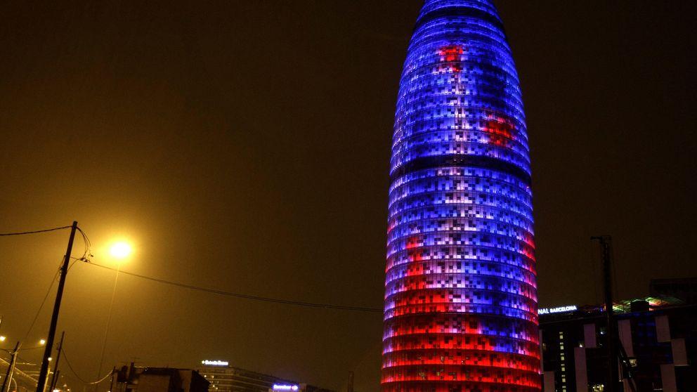 Merlin desbloquea la moratoria Colau y compra Torre Agbar para hacer oficinas