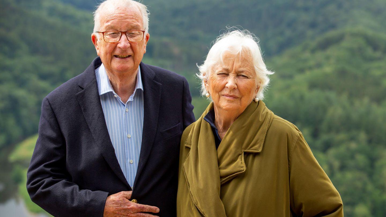 Alberto y Paola de Bélgica. (EFE)