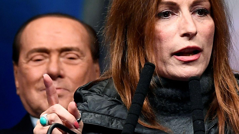 Lucia Borgonzoni, candidata de la coalición derechista en Emilia-Romaña. (Reuters)