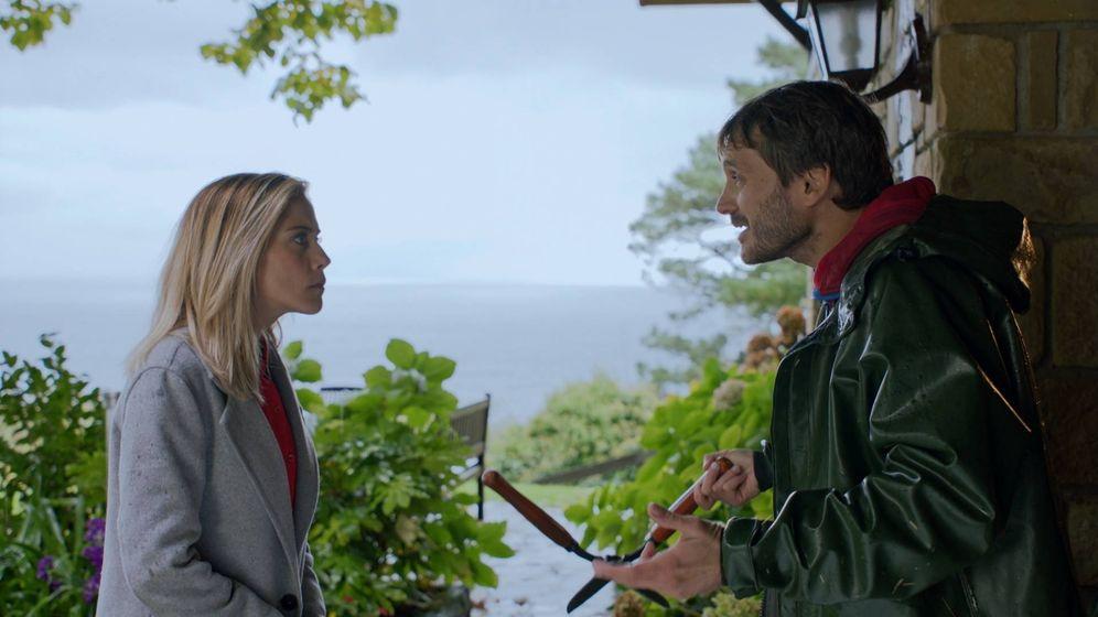 Foto: Fotograma del nuevo episodio de 'Allí abajo'. (Atresmedia Televisión)
