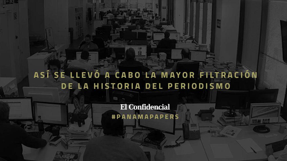 #PANAMAPAPERS , cómo se gestó la mayor filtración del periodismo