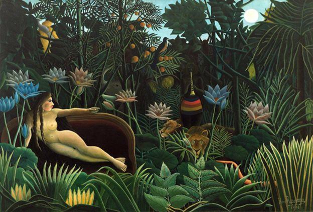 Foto: La Tate de Londres muestra la realidad soñada de Henri Rousseau