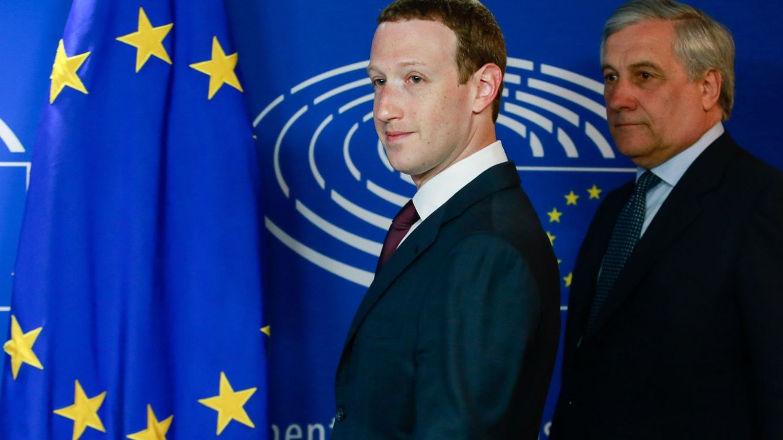 Mi paciencia tiene un límite: La UE se cansa de las tretas de Facebook para usar tus datos