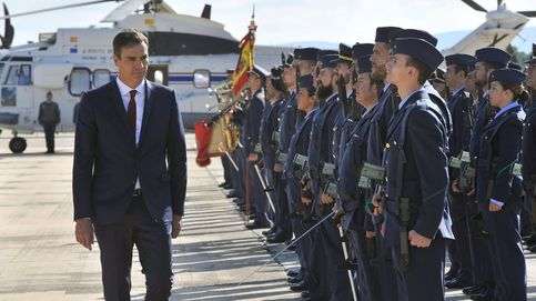 Pedro Sánchez felicita la Fiesta Nacional a todos los españoles