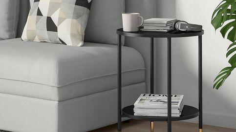 Estas mesas auxiliares de Ikea harán de tu salón un lugar más bonito