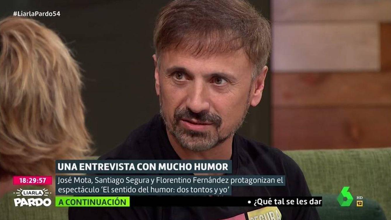 José Mota ironiza sobre su eterna enemistad con Millán Salcedo (Martes y trece)