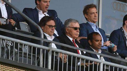 El dueño del Arsenal, a cañonazos ante las sospechas de corrupción en fichajes