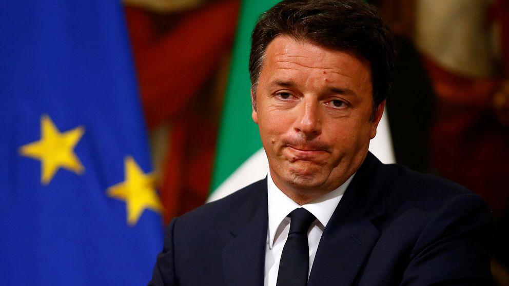 Italia, triste tras el Brexit: Renzi defiende que Europa es nuestra casa