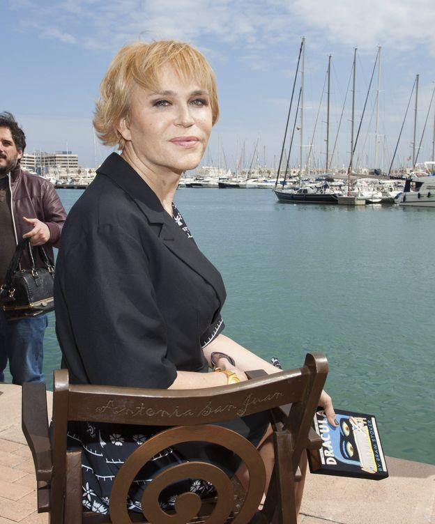Foto: Antonia San Juan en una imagen de archivo (Gtres)