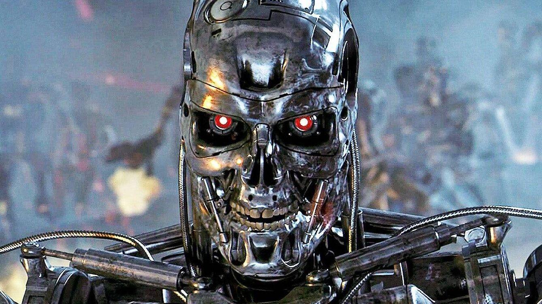 Foto: Caminito del belén con los Terminator