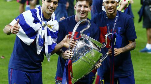 La mejor delantera de la historia se corona con su primera Champions