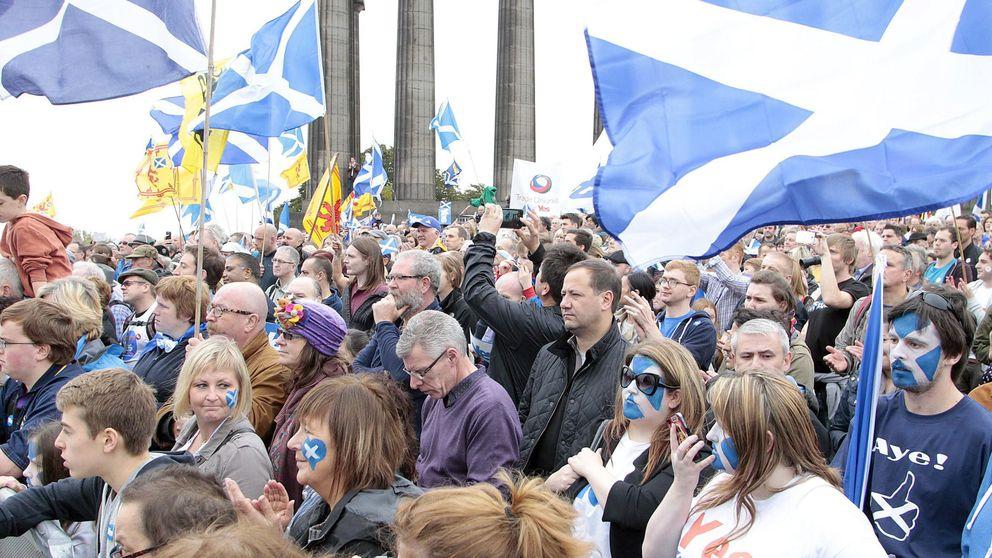 Reino Unido expulsará a Escocia de la libra si logra su independencia