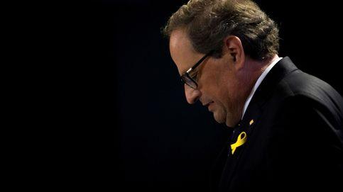 Cargos y prebendas en el Govern de Torra: un viceconsejero y sueldos desbocados