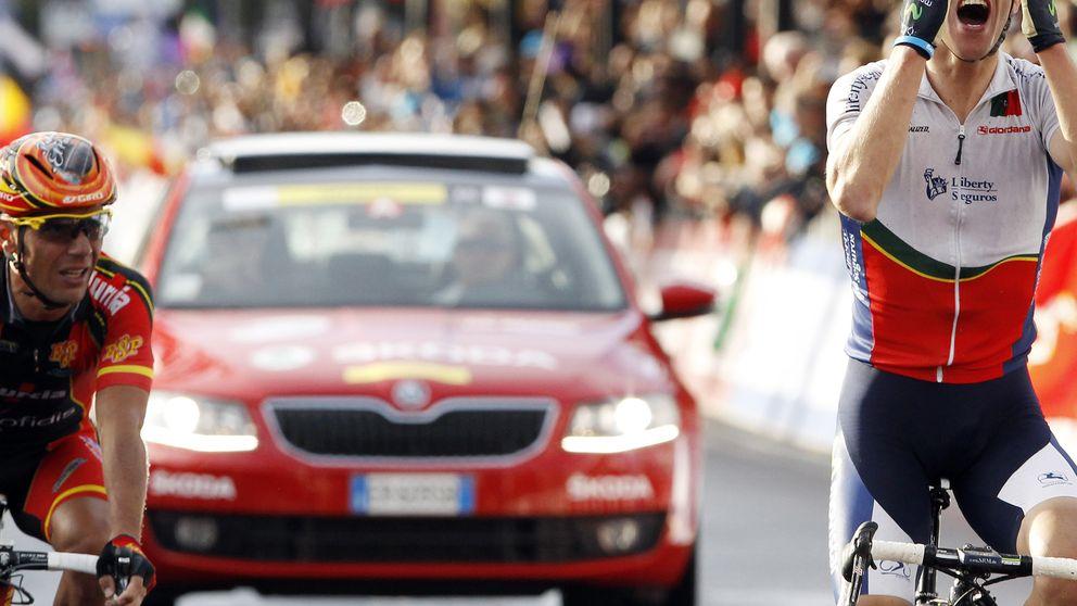 El seleccionador ataca a Valverde por no ayudar a 'Purito' a conseguir el oro