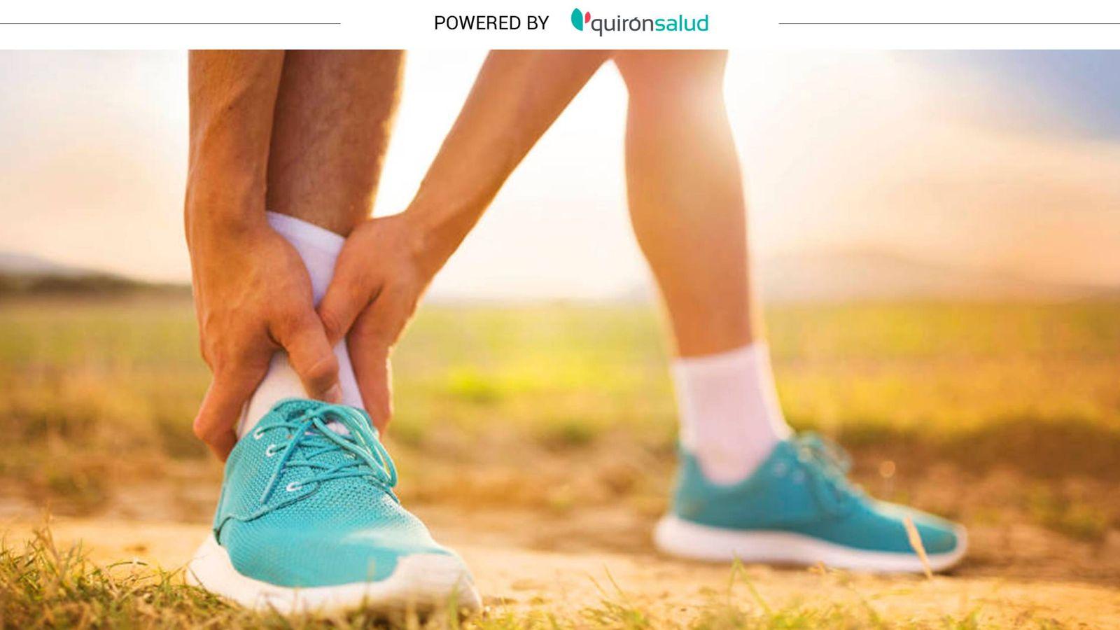 Foto: El pie sufre más durante la práctica del 'running' que durante un paseo normal. (iStock)