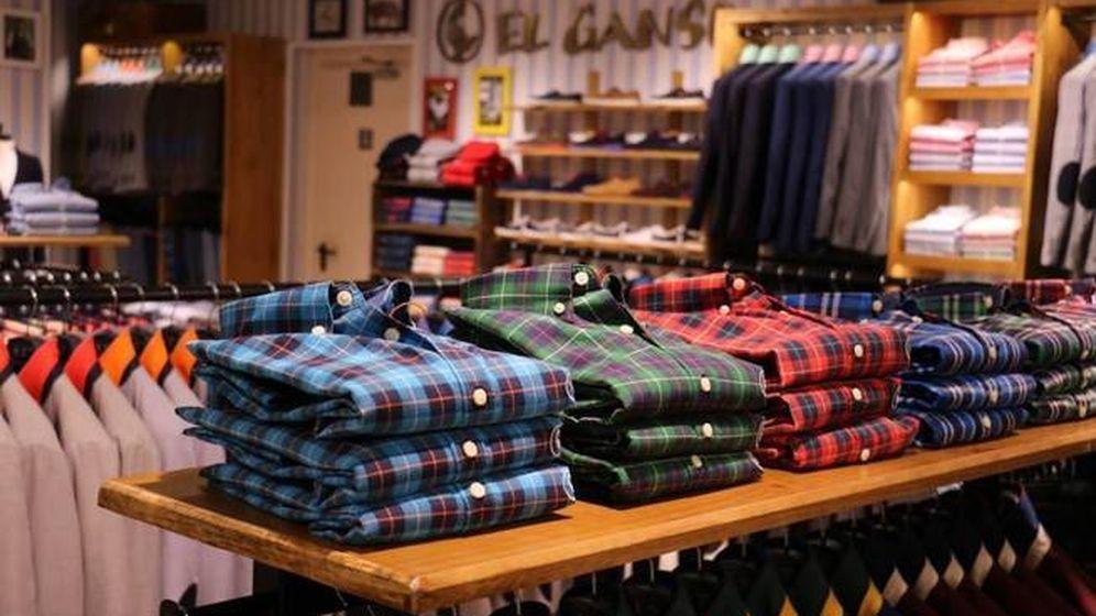 Foto: Interior de una de las tiendas de El Ganso. (EFE)