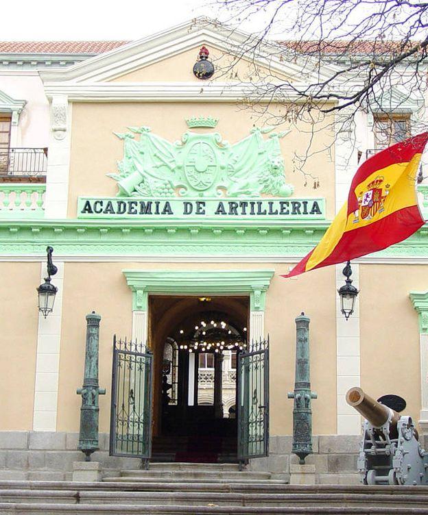 Foto: Academia de Artillería de Segovia. (Ejército de Tierra)