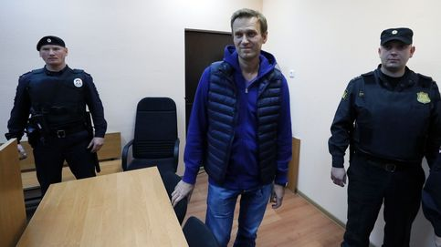 El líder opositor ruso Alexéi Navalni queda en libertad tras 30 días detenido