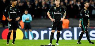 Post de El invento de Zidane no funciona y Casemiro es el mejor ejemplo