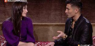 Post de Saltan chispas entre Adara y Gianmarco  en su reencuentro en 'GH VIP 7'