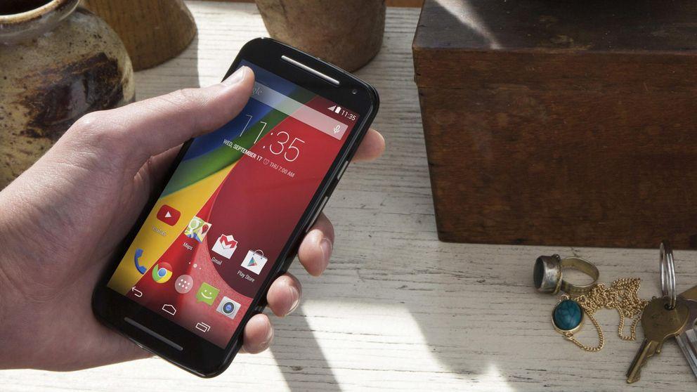 Motorola: No tenemos competidores; todos nos siguen