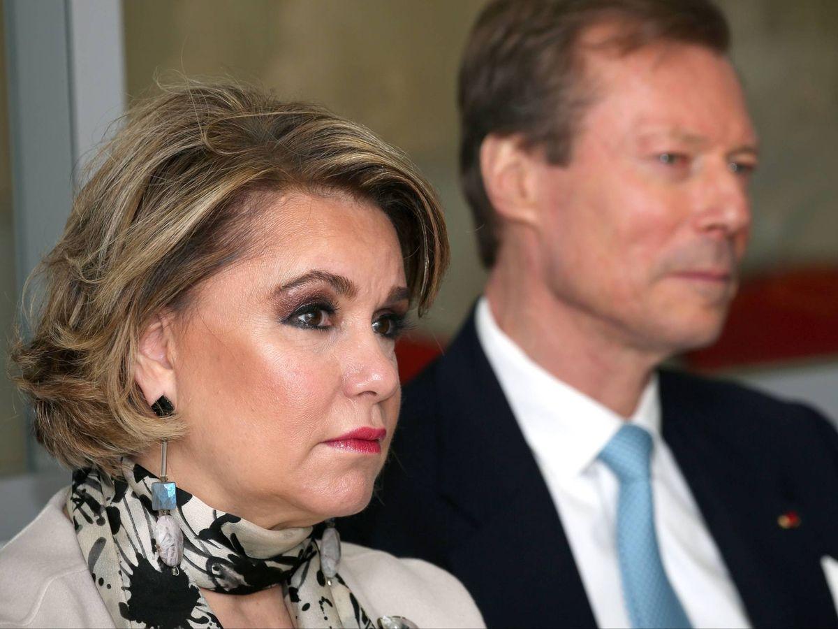 Foto: Los grandes duques de Luxemburgo. (Cordon Press)