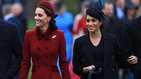La nueva 'zancadilla' de Kate Middleton a Meghan Markle en cuestiones de moda