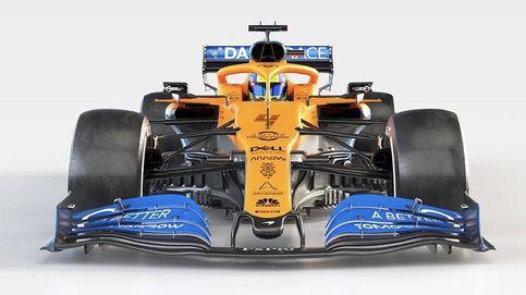 Así es el nuevo McLaren de Carlos Sainz en la Fórmula 1 de 2020