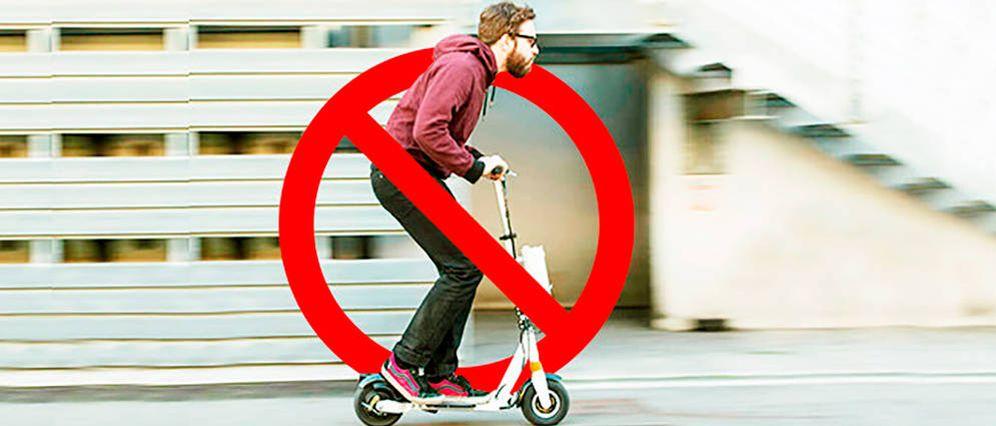 Foto: El texto del Ayuntamiento engloba los patines eléctricos en la categoría A y B de los vehículos de movilidad urbana.