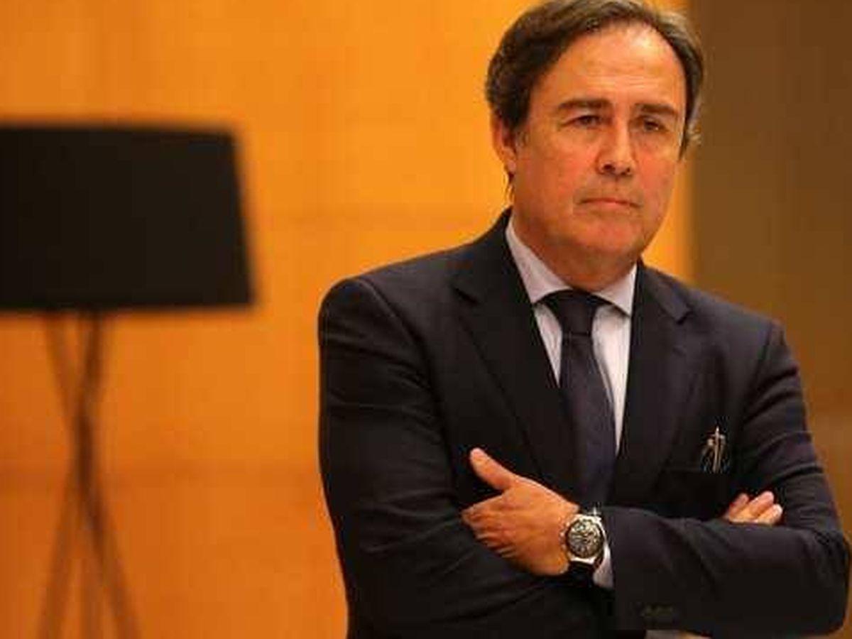 Foto: Ricardo Pumar, presidente de Insur. (Inmobiliaria del Sur)