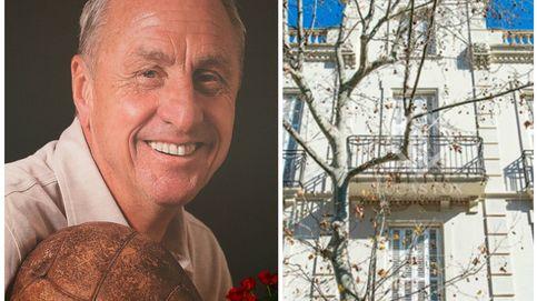 ¿Quién vivía ahí? La casa de Johan Cruyff en Barcelona se vende por 5,3 millones de euros