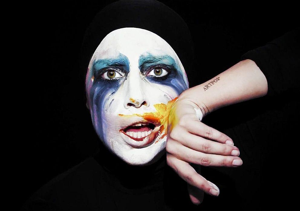 Foto: Lady Gaga ataca de nuevo