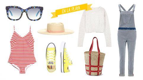 Tu maleta de vacaciones perfecta para la playa, el campo o la ciudad