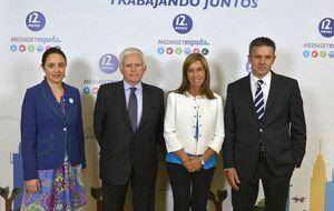 Mediaset y Ana Mato luchan contra la violencia de género