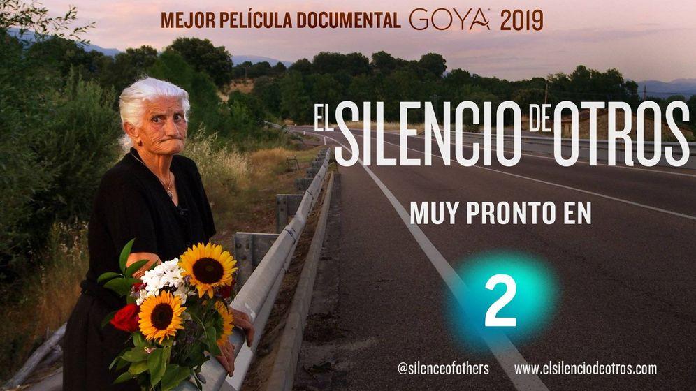 Foto: La 2 estrena esta noche 'El Silencio de Otros' (SilenceOfOthers)
