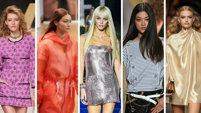 Las melenas XXL seguirán siendo la tendencia beauty del 2022. (Getty / Imaxtree)
