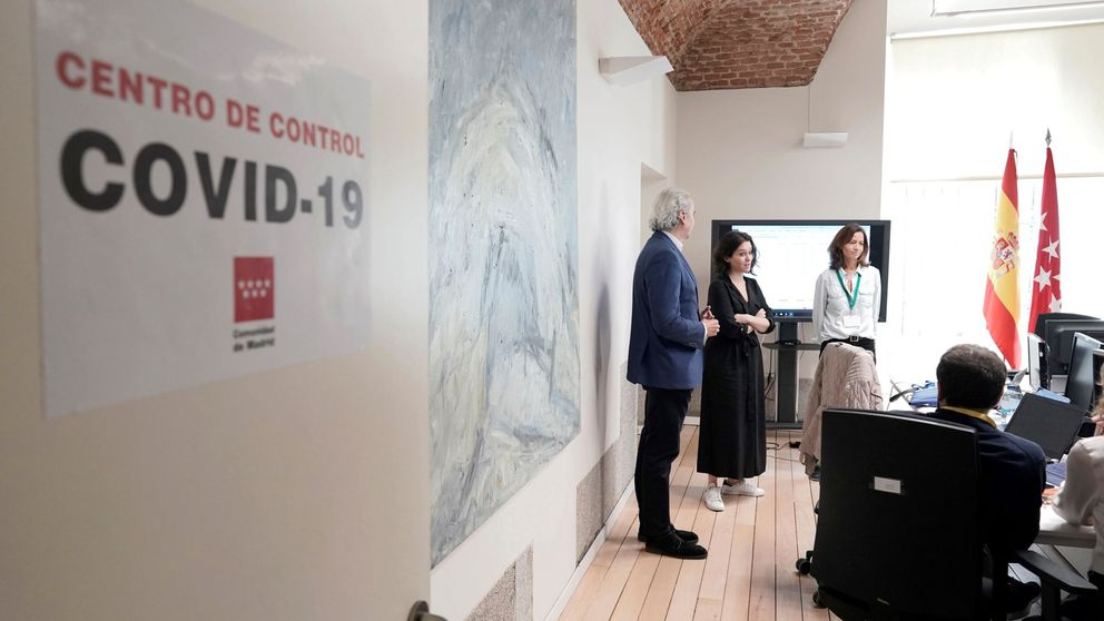 Galicia, Andalucía, Extremadura y Murcia prestarán respiradores a Madrid