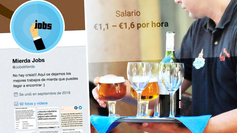 Una semana en 'mierda jobs': dinero en el baño, pagar por trabajar y falsas promesas