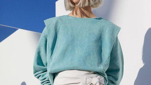 Esta falda de Pull and Bear estiliza como pocas y es pura tendencia