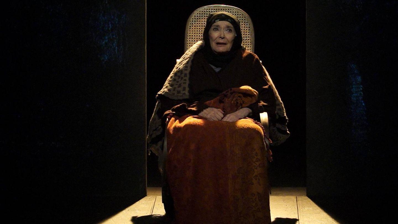 Nuria Espert en 'Incendios' (Teatro de la Abadía)