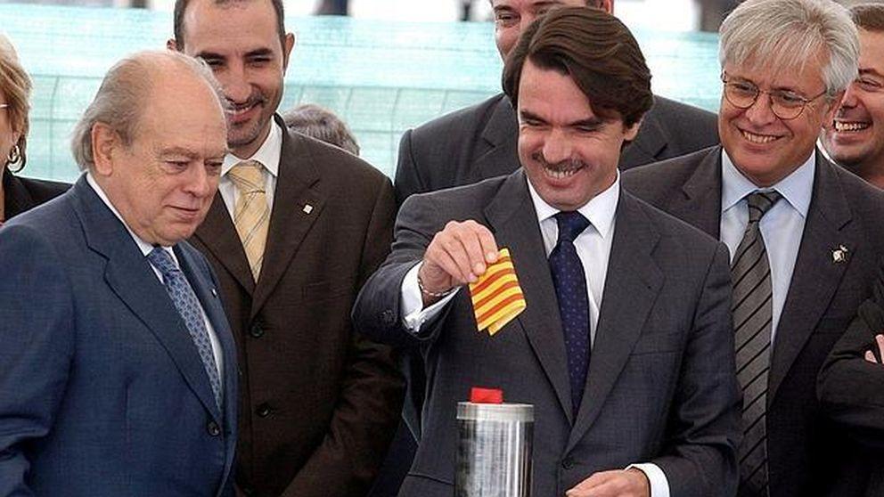 Aznar defiende el pacto PP-CiU y dice que con él el nacionalismo retrocedió