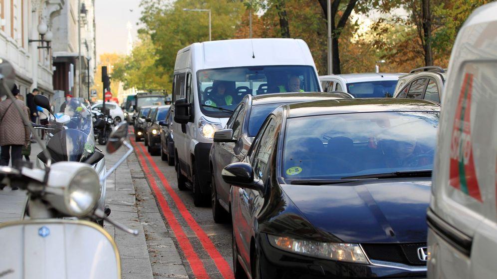 Foto: Ya en vigor madrid central, las limitaciones al tráfico privado en la capital