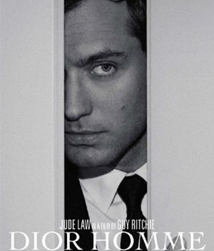 Jude Law, en un spot de Guy Ritchie para Dior