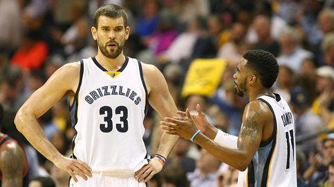 Los Grizzlies golpean primero en los playoffs de la NBA con un gran Marc Gasol