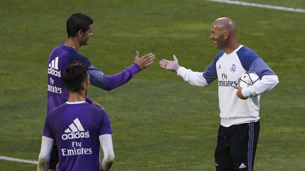 Una final para que Morata despeje todas sus dudas… o se multipliquen aún más
